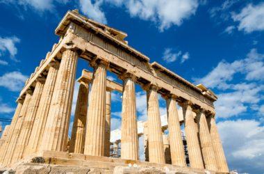 Slunné Řecko