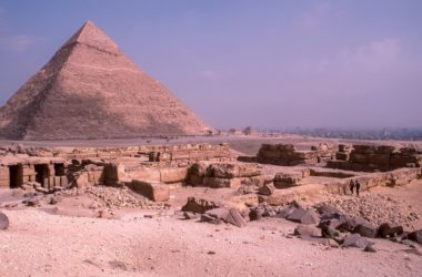 Místa v Egyptě