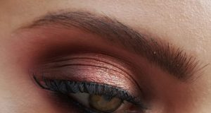 Unavené oči