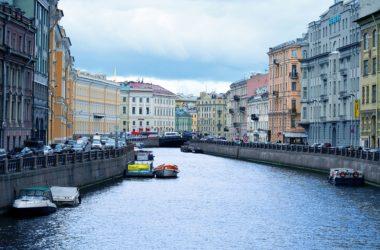 Benátky severu – Petrohrad