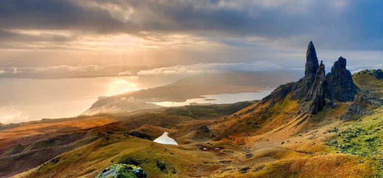 Proč navštívit drsnou zemi jménem Skotsko?