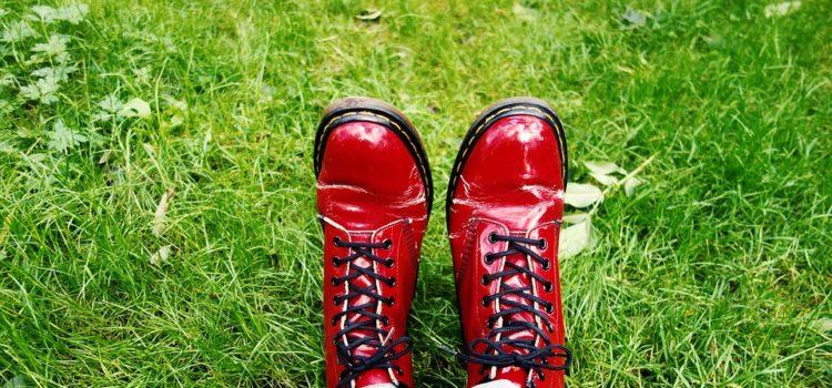 Jaké boty si vzít do chladnějšího rána?
